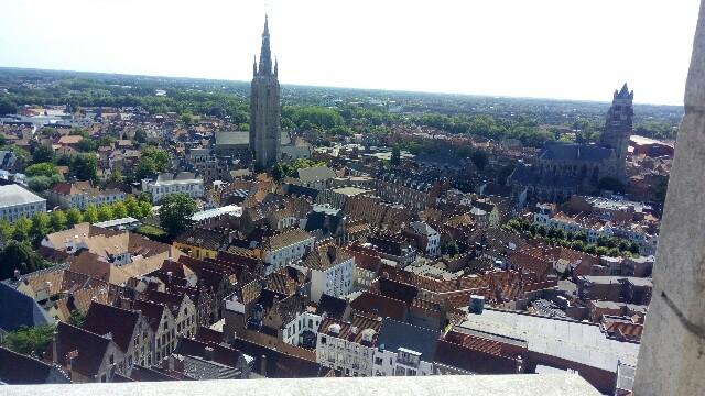 ブルージュの鐘楼(Belfort en Hallen):image