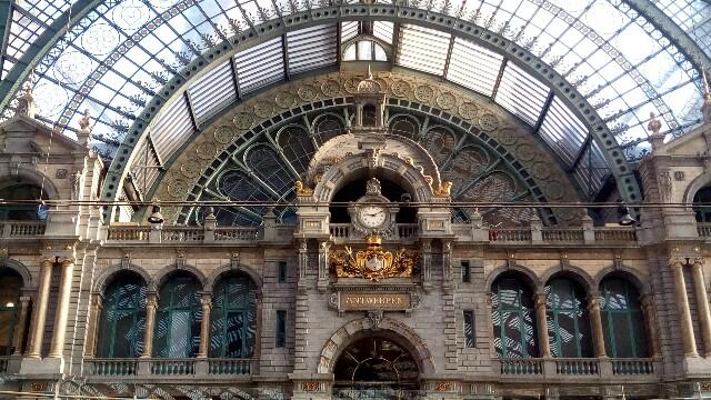 アントワープ中央駅:image