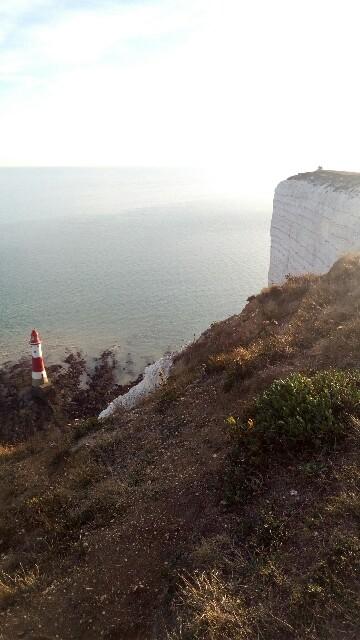 ビーチ―ヘッドからイーストボーンへ:image