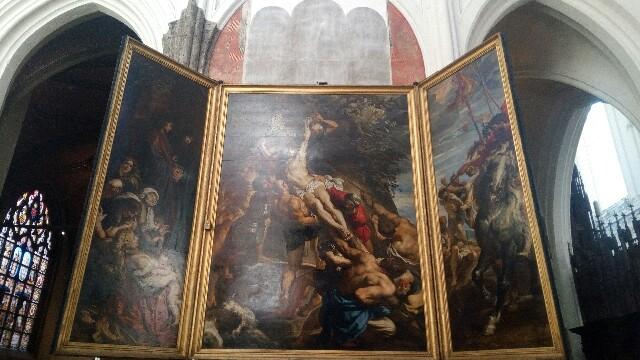 アントワープ聖母大聖堂:image