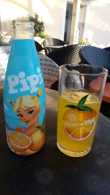 クロアチア・スプリットのジュース「Pipi」:image