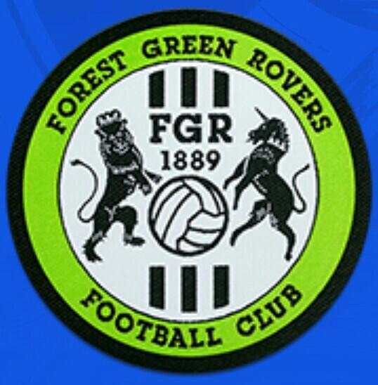 ビーガンサック―クラブ: Forest Green Rovers:image
