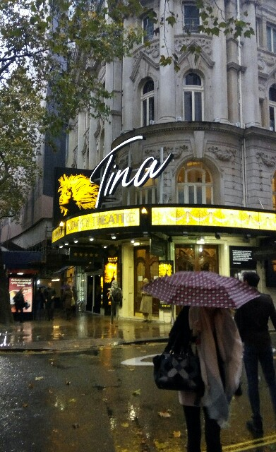 『Tina - The Tina Turner Musical』ロンドンで鑑賞:image