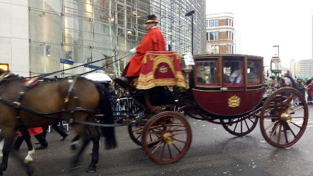 ロンドンで一番古いイベント『The Lord Mayor's Show』:image