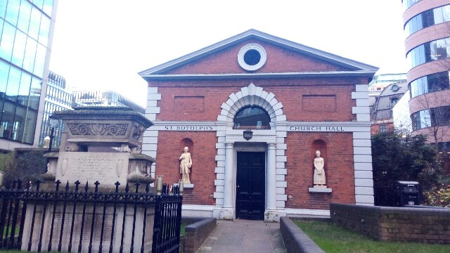 St Botolph's教会:image