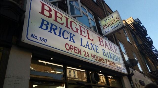 ベーグルショップ「Beigel Bake」:image