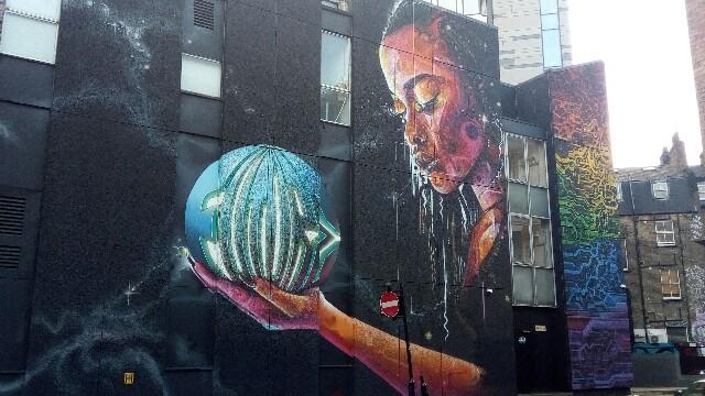 ストリートアート:image