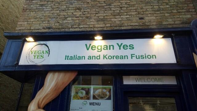 ヴィーガンレストラン「Vegan Yes」:image