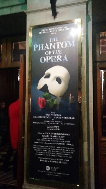 『The Phantom of Opera/オペラ座の怪人』:image