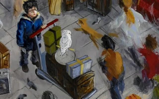 大英図書館での特別展『ハリー・ポッター:魔法の歴史』:image