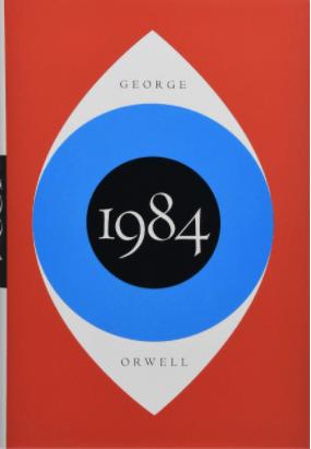 『1984』 ジョージ・オーウェル 【洋書レビュー】:plain
