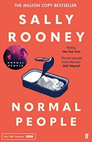 『Normal People』イギリスBBCでドラマ化もしたベストセラー【洋書レビュー】:plain