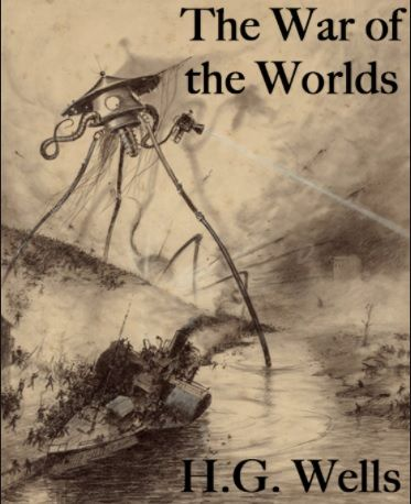 『War of the Worlds/宇宙戦争』名作クラシックSF小説【洋書多読・洋書レビュー】:plain