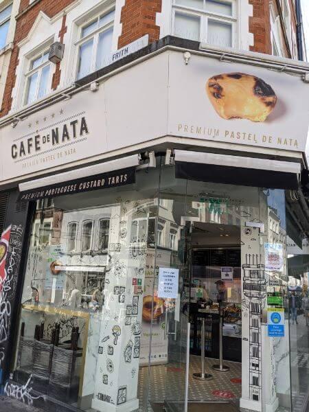 CAFE DE NATAお店情報:plain