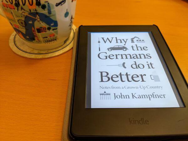 ドイツの秘密を明かす本『Why the Germans Do It Better』【洋書レビュー・英語多読】:plain