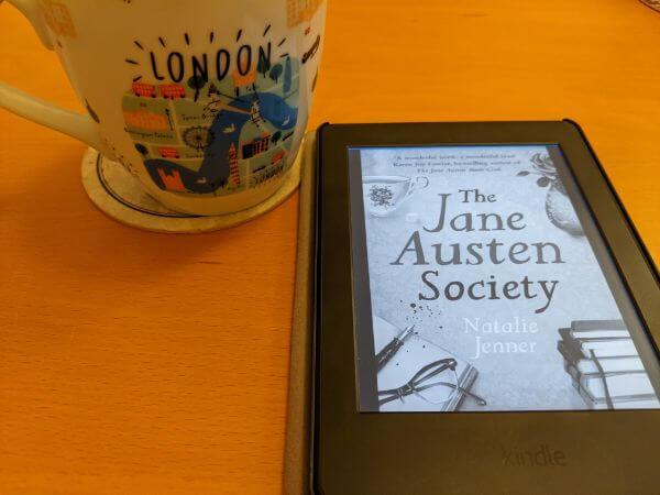 『The Jane Austin Society 』【洋書レビュー・英語多読】:plain