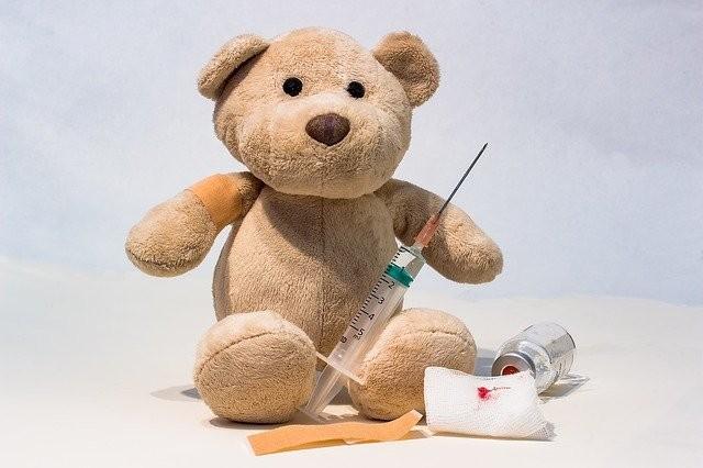 コロナワクチンを足に打たれました:image