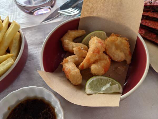 味も見た目も本物そっくりビーガン寿司天ぷら:plain