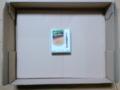 amazonでソプラノサックスのリード買ったら、こんなデカい箱で届いたぜ