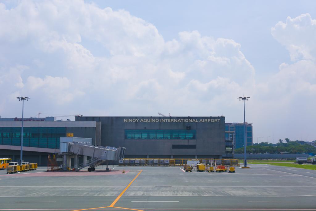 ニノイ・アキノ空港の写真