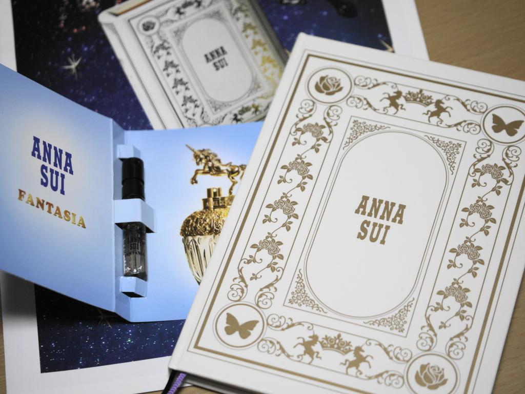 アナスイの手帳