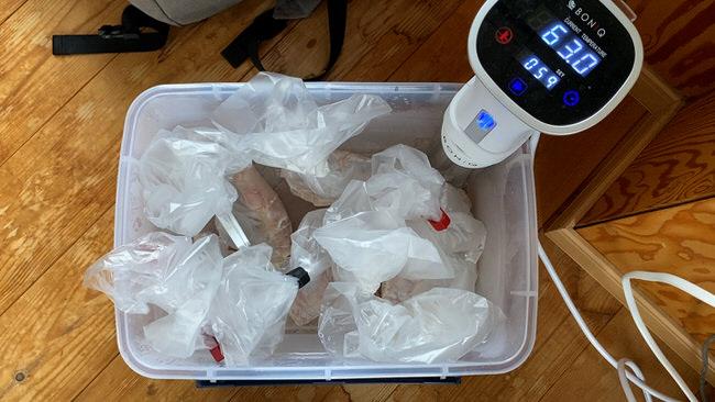 4 容器はこういった大容量の耐熱ボックスを使ってもいい