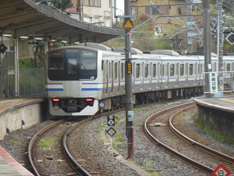 横須賀線E217