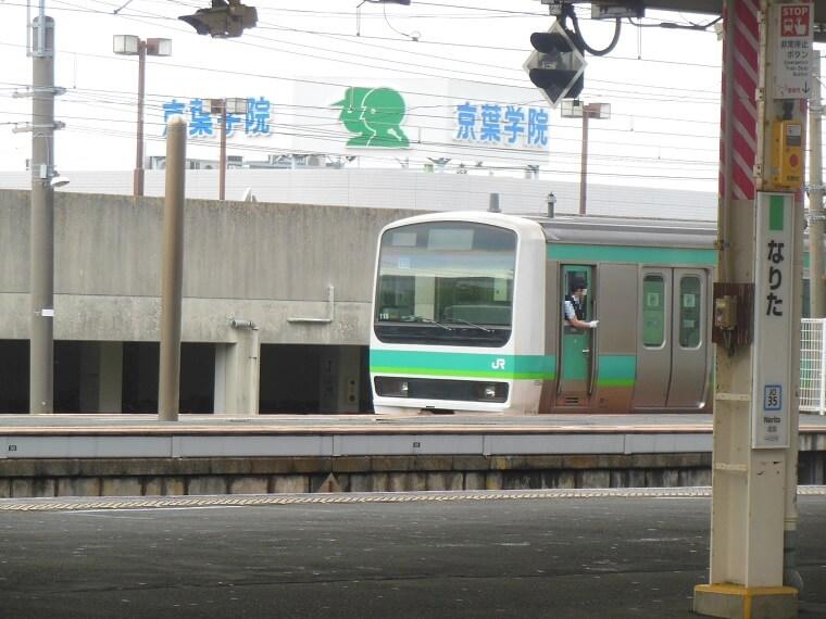 常磐成田線E231