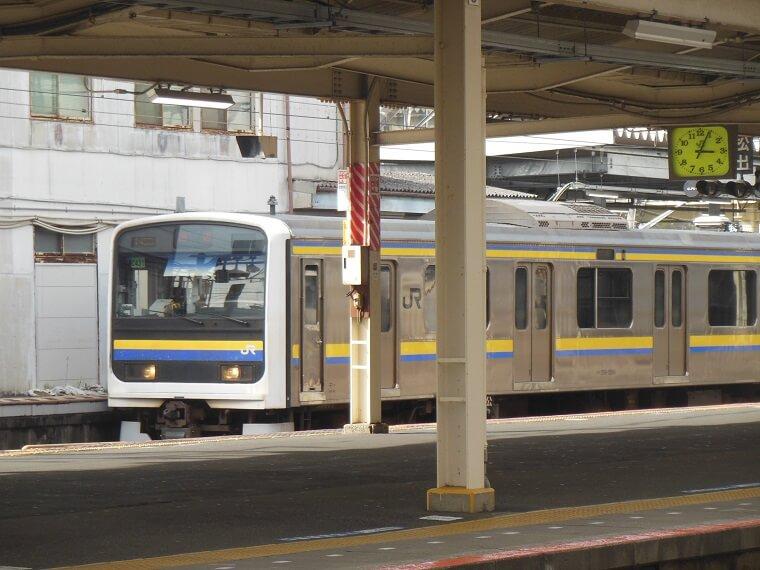 成田線209