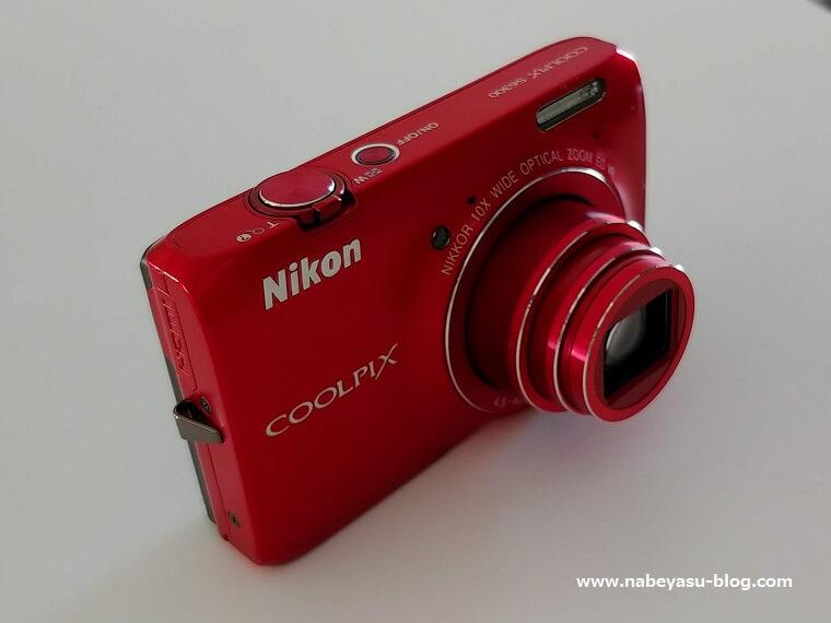 ニコンCOOLPIX S6300