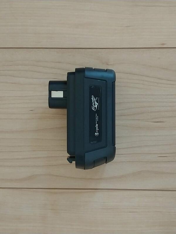 e-cycle充電式芝生バリカンGEC-51用充電池