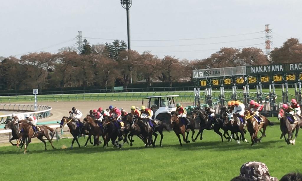 皐月賞スタート2_ナビ男の競馬録