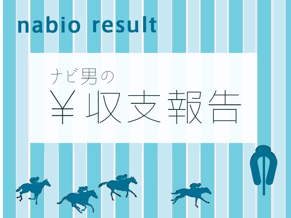競馬収支_ナビ男の競馬録