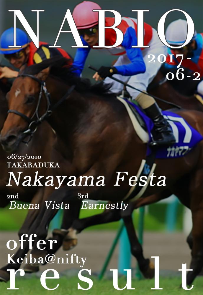 ナカヤマフェスタ