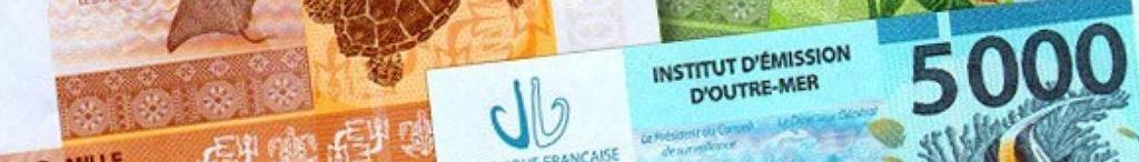 ニューカレドニアの通貨