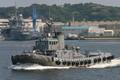 タグボート「曳船79号」