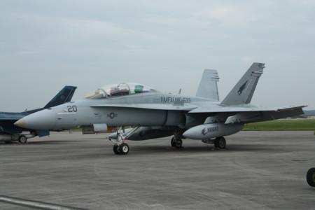F/A-18Dホーネット