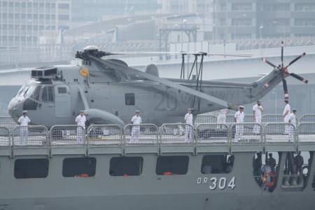 シーキング Mk.56A(オーストラリア海軍)