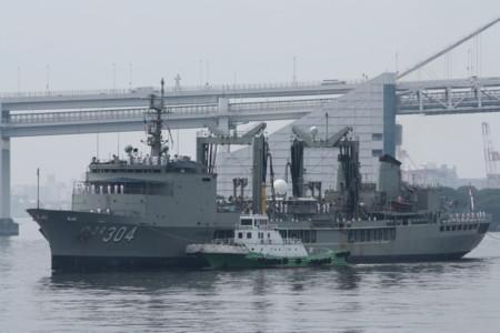 補給艦「サクセス」(オーストラリア海軍)