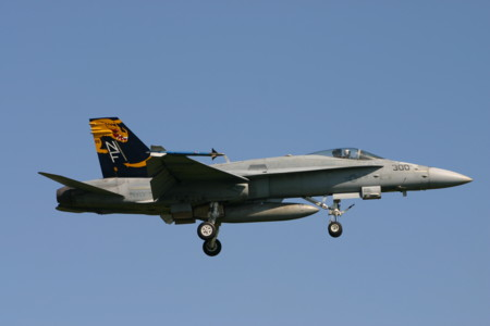 F/A-18Cホーネット(NF300)