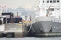 設標船「ほくと」解役式