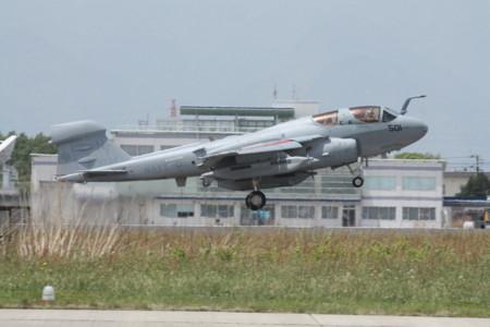 EA-6Bプラウラー(NF501)