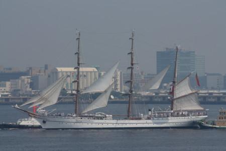 練習船「サグレス」(ポルトガル海軍)