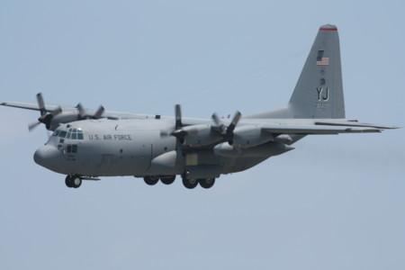 C-130Hハーキュリーズ