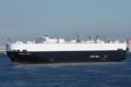 自動車運搬船「グリーンデール」
