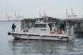 警備艇「阪7 かつらぎ」