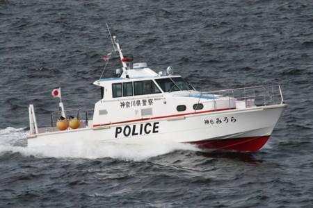 警備艇「神6 みうら」