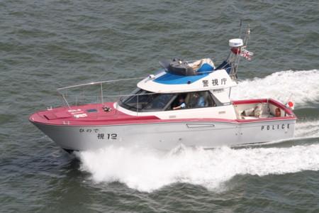 警備艇「視12 ひので」