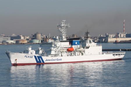 巡視船「あきつしま」 巡視船「あきつしま」 20131231 個別「巡視船「あきつしま」」の写真