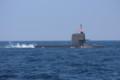 潜水艦「こくりゅう」